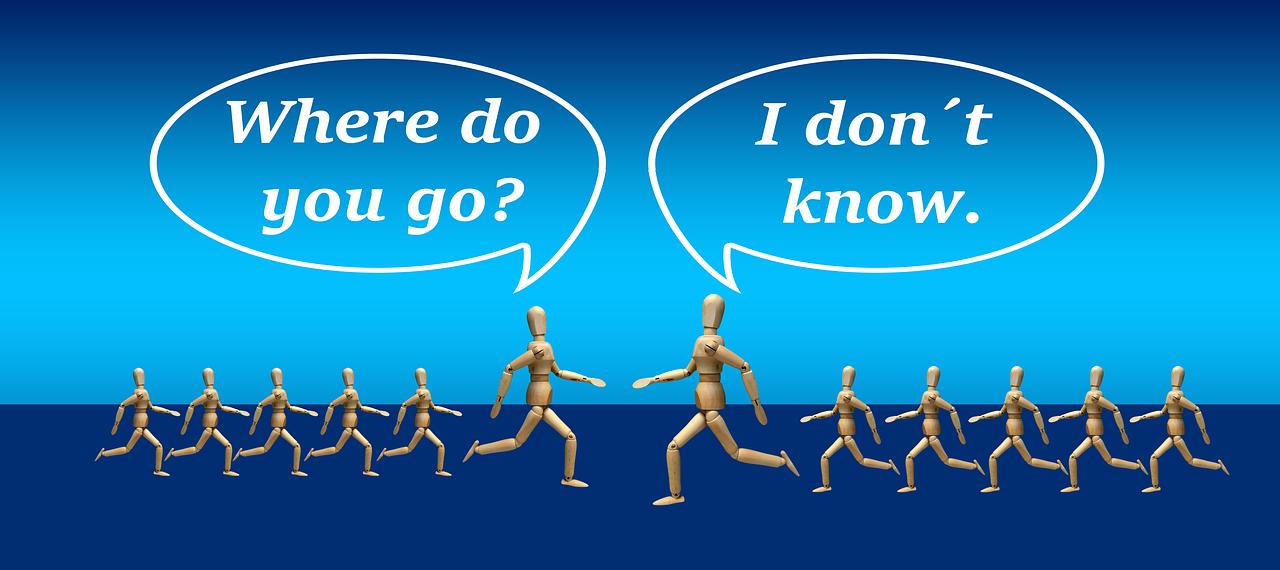 #17 Verkligheten – när följa John får råda