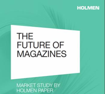 #23 Holmen Paper Magazine Study