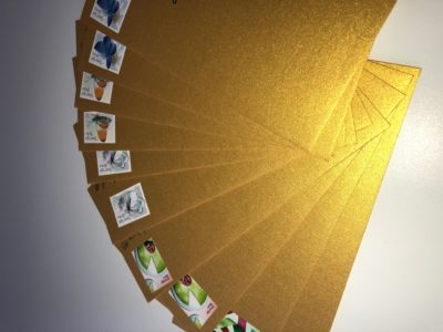 #46 Uppdrag i guldkuvert