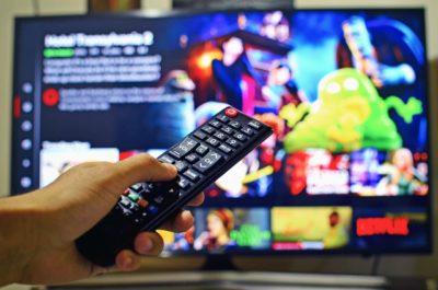 #47 Digital TV brandar analogt