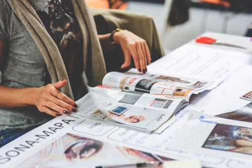 #68 Det amerikanska mediehuset Hearst lanserade 2019 printannonser som tilltalar mottagaren med namn