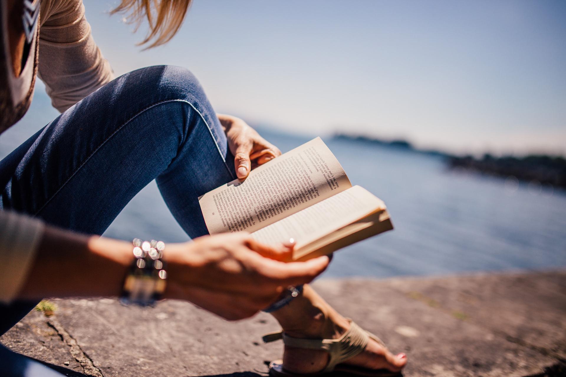 #77 läsa kan förbättra ditt mentala välbefinnande