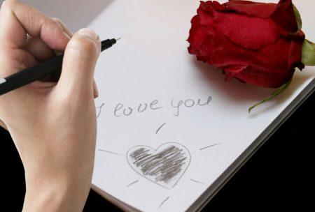 #74 Kärlek gör sig bäst på papper