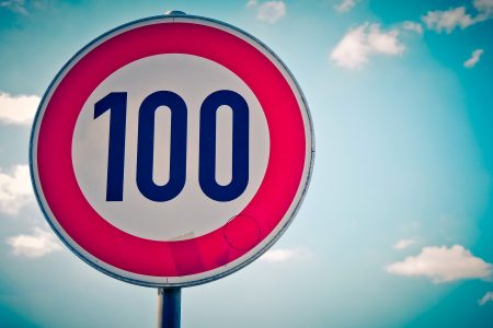 #100 JUBILEUM